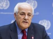 منصور: ممارسات إسرائيل تحمل تأثيرا مدمرا ليس فقط على المنطقة بل المنظومة الدولية بأسرها