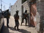 طوباس: قوات الاحتلال تداهم قرية عاطوف وتفتش منازل
