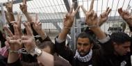 14 أسيرا يواصلون اضرابهم عن الطعام رفضا لاعتقالهم الإداري