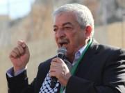 العالول يؤكد ضرورة لجم العدوان الإسرائيلي على غزة