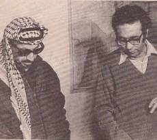 ذكرى إغتيال الأديب و المفكر عضو اللجنة المركزية لحركة فتح الشهيد ماجد أبو شرار في روما