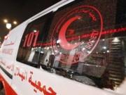 6 إصابات واستهداف لطواقم الإسعاف خلال قمع الاحتلال فعالية سلمية في عصيرة الشمالية