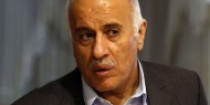 الرجوب: الكل الفلسطيني يرفض مؤتمر البحرين الذي ولد ميتا ولن نقبل بأن يمثلنا أحد