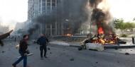 عشرات القتلى والجرحى جراء انفجار صهريج وقود بشمالي لبنان