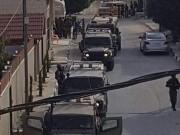 الاحتلال يقتحم دير نظام وينكل بأهلها ويحاصر مدرستها