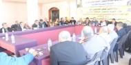 لجنة الحشد لإحياء ذكرى انطلاقة فتح 54  تعقد اجتماعاً برفح