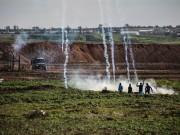 إصابة 73 مواطنا برصاص الاحتلال شرق قطاع غزة