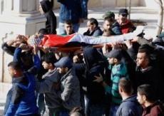 الاحتلال يسلم جثماني الشهيدين عمر يونس ونسيم أبو رومي