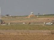 اصابة 3 شبان برصاص الاحتلال على حدود غزة