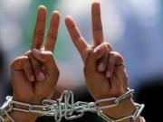 11 أسيرا يواصلون إضرابهم رفضا لاعتقالهم الاداري