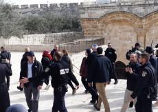 الهيئة الإسلامية المسيحية تحذر سلطات الاحتلال من تداعيات مواصلة اقتحامات المتطرفين للأقصى