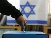 المصادقة على تقديم موعد الانتخابات الاسرائيلية المقبلة