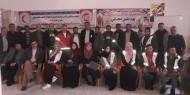"""حركة فتح اقليم الشرقية تنظم يوم طبي مجاني لأكثر من 800 حالة بمنطقة """"الشهيد ابو علي"""" التنظيمية"""
