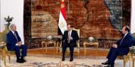 السيسي يستقبل رجل ليبيا القوي خليفة حفتر في القاهرة