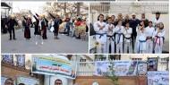 مفوضية الاسرى في حركة فتح واقليم غرب غزة يحيون يوم الأسير في بيت الشهيد ياسر عرفات