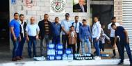 """حركة فتح اقليم الشرقية  تختتم مبادرة """"إفطار صائم على الطريق"""""""