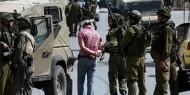 الاحتلال يعتقل أربعة مواطنين من الخليل