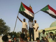 السودان: التوقيع بالأحرف الأولى على وثيقة اتفاق المرحلة الانتقالية