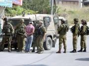 الاحتلال يعتقل 4 شبان بينهم أسرى محررون من جنين