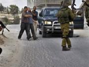الاحتلال يعتقل مواطنا ويسلم بلاغين لشقيقين من يطا