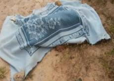 العثور على جثة مواطنة مدفونة قرب منزلها شمال قطاع غزة