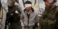 الاحتلال يعتقل طفلا وأسيرا محررا من قلقيلية