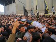 غزة تُشيّع جثمان الشهيد أبو العطا وزوجته
