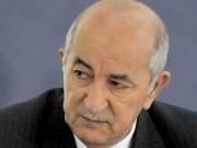 الرئيس الجزائري يدخل الحجر الصحي