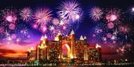 العالم يحتفل بالعام الجديد