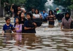 ارتفاع حصيلة الأمطار الموسمية في الهند إلى 115 قتيلا