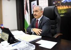 اشتية: الميزة التنافسية للفلسطينيين في العالم هي التعليم