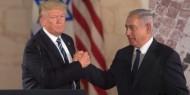 ترمب: الولايات المتحدة موجودة في الشرق الأوسط لحماية إسرائيل