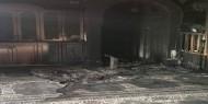 هكذا اُنقذ مسجد البدرية في القدس من حريق كامل