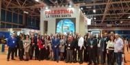 فلسطين تتميز بالمشاركة في معرض فيتور السياحي الدولي