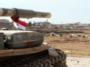 الدفاعات الجوية السورية تتصدى لعدوان إسرائيلي جنوب البلاد