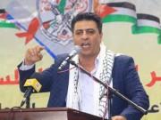 نصر: على الكل  الفلسطيني أن يكون  بخندق واحد لمواجهة الاحتلال