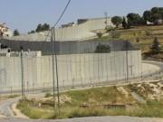 """جولة تفقدية في المناطق الواقعة خلف """"الجدار"""" بقلقيلية"""