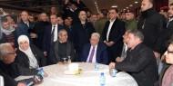 الرئيس: فتح هي صاحبة المشروع الوطني الفلسطيني وتسعى لاستنهاض قدرات كادرها
