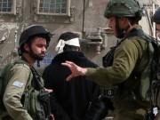 الاحتلال يعتقل خمسة مواطنين من يعبد وقباطية