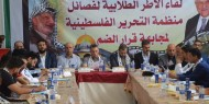 شبيبة فتح تعقد لقاء للأطر الطلابية لبحث إجراءات وسبل التصدي لخطة الضم