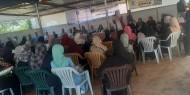 حركة فتح اقليم الشرقية و الاتحاد العام للمرأة تنظم ندوة سياسية حول مخطط جريمة الضم وتداعياته
