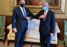 في لقاء مع نظيره البريطاني: المالكي يدعو لضمان إجراء الانتخابات في القدس