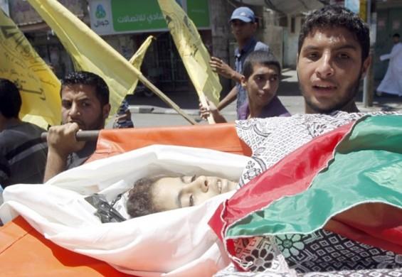 38 شهيدا و442 اصابة في  الضفة وقطاع غزة أمس