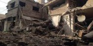 غارات إسرائيلية متواصلة على مناطق متفرقة من غزة