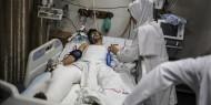 عشرات الإصابات في سلسلة غارات عنيفة على مناطق متفرقة من قطاع غزة