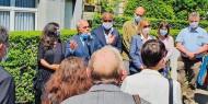 بروكسل: إحياء الذكرى الـ 40 لاستشهاد المناضل نعيم خضر
