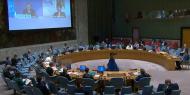 مجلس الأمن يبحث انتهاكات الاحتلال واعتداءات مستوطنيه بحق شعبنا