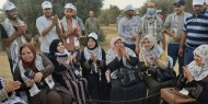 حركة فتح إقليم الشرقية تنظم يوم عمل تطوعي لقطف الزيتون